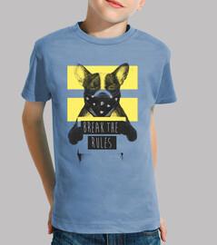 rebelle chien jaune 2