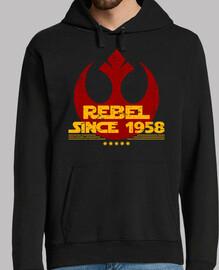 rebelle depuis 1958