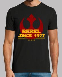 rebelle depuis 1977
