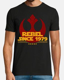 rebelle depuis 1979