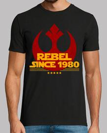 rebelle depuis 1980