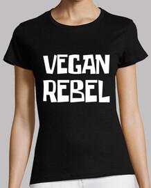rebelle végétalien