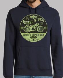 Rebellenreiter halten mich nicht auf