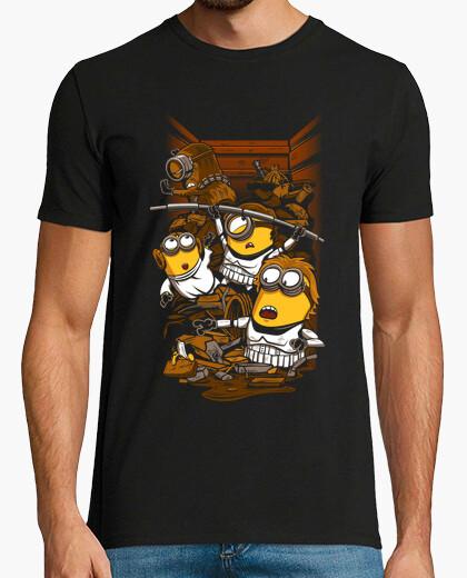 Tee-shirt rebelles méprisables - t-shirt