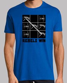 rebels vincono