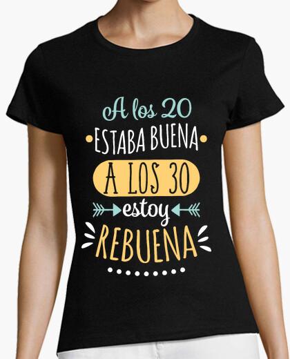 Tee-shirt rebuena à les 30