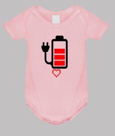 Recarga de amor bebé
