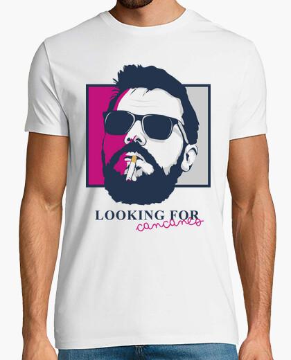 Tee-shirt recherche can can eo