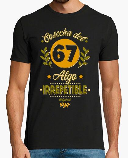 Tee-shirt récolte irrépétible 67