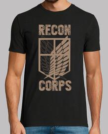 Recon corps - Shingeki no Kyojin