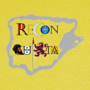 Camisetas Reconquista mapa