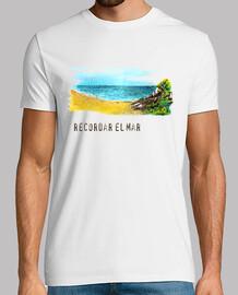 Recordar el mar