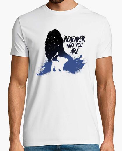 Camiseta recuerda