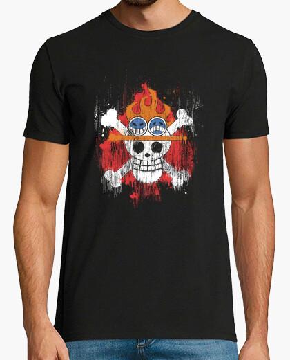 Camiseta recuerde ace - negro