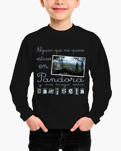 Ropa infantil Recuerdo de Pandora