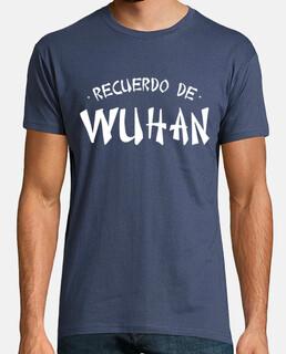 Recuerdo de Wuhan Hombre