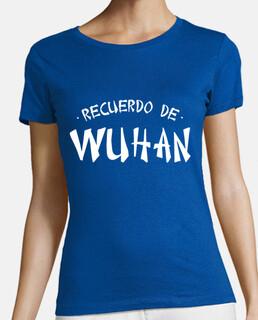 Recuerdo de Wuhan Mujer