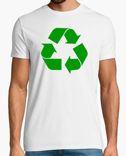 Camiseta Recycle