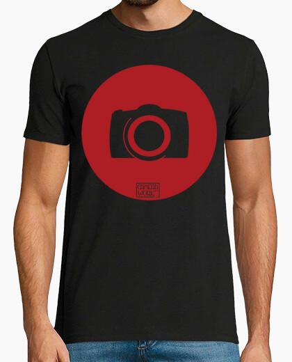 Camiseta Red Camera