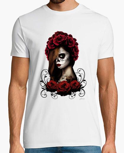 Red catrina t-shirt