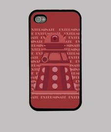 Red Dalek IPh4