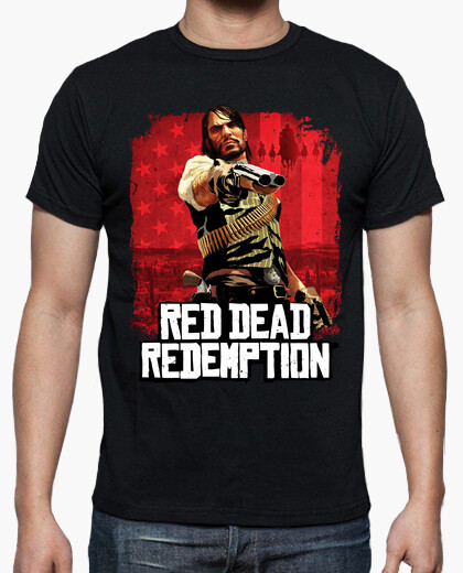 Camiseta Red Dead Redemption [H]