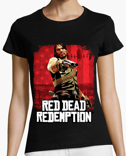 Camiseta Red Dead Redemption [M]