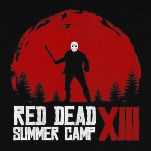 Camisetas Red Dead Summer Camp XIII