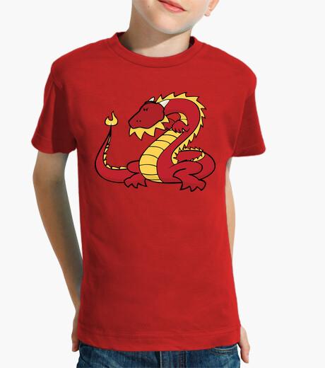 Ropa infantil Red Dragon