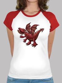 red dragon baseball