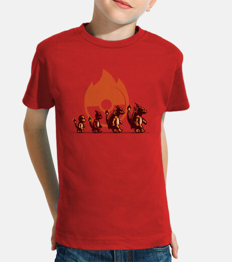 Red Fire Evolution