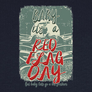 Camisetas Red Flag Day