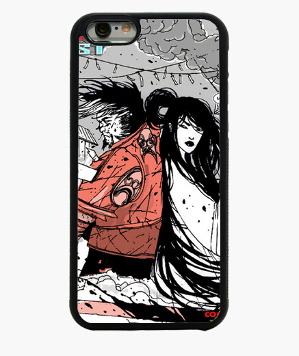 Red Ghost - Mobile Case iphone 6 / 6s case