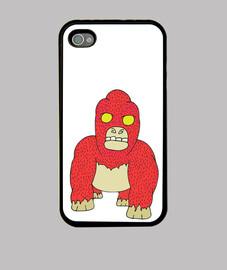 Red Gorilla funda iphone/samsung