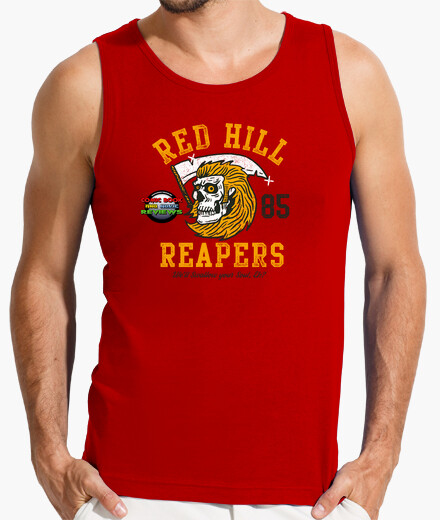 Red Hill Reapers 85 - Male Edition t-shirt