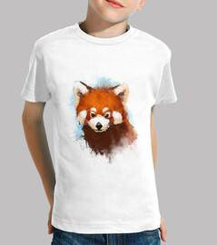 Red panda ink