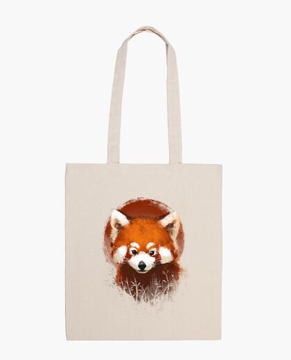 Bolsa Red panda sunset bag