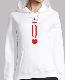 Red Queen of heart