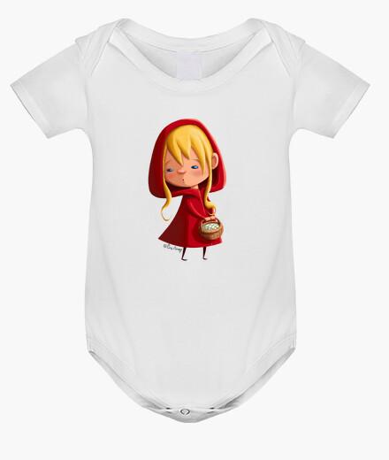 Vêtements enfant red riding hood - corps de bébé