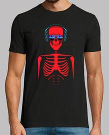red skull techno