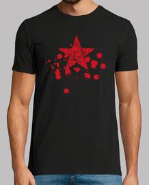 red splash star