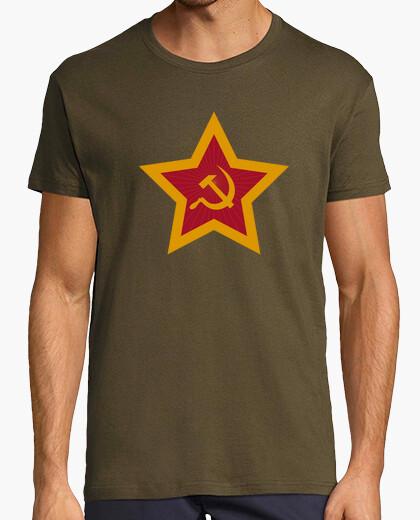 Camiseta Red Star