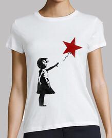 red star girl