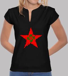 red star lauburu strokes
