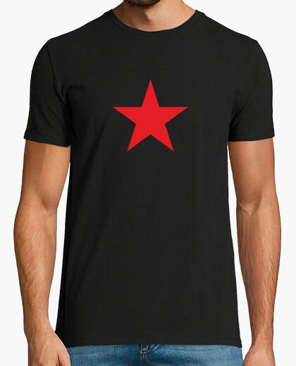 T-shirt red stella