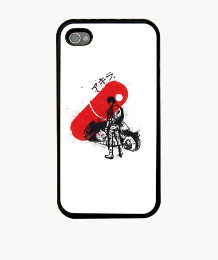 Red sun ア キ ラ iphone cases