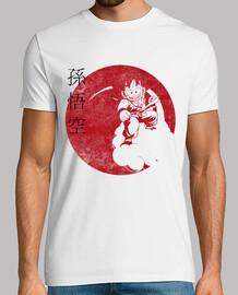 Red Sun Goku
