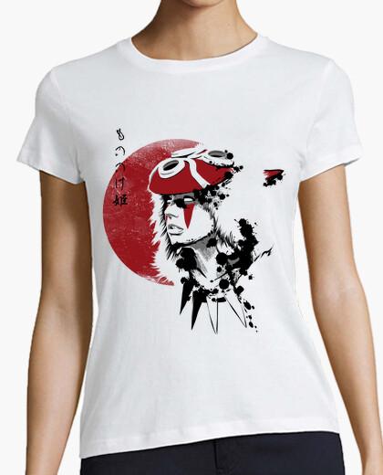 Red sun princess t-shirt