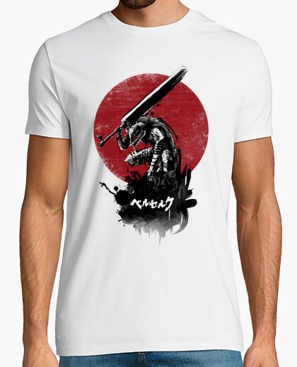 Camiseta Red Sun Swordsman