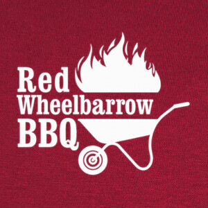 T-shirt Red Wheelbarrow - Mr Robot